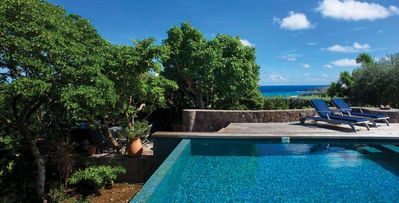 Turtle- 5bd private villa with 2 pools in Mont Jean