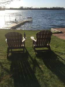 Photo for Beautiful year round home on Maple Lake!