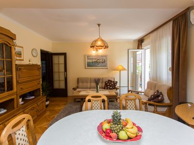 Photo for Comfortable and well equipped apartment Victoria, Kastel Stari