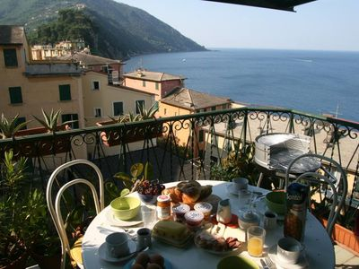 Photo for 3BR Apartment Vacation Rental in Camogli