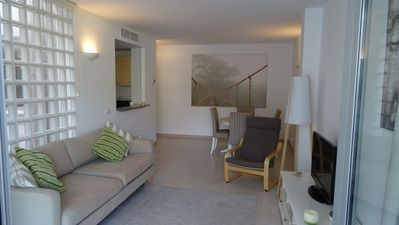 Photo for 2 Bed Apartment near Pinewalk, Pool And Private Parking - License ETVPL/13216