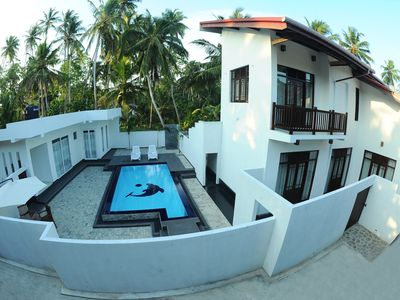 Photo for 3BR Villa Vacation Rental in Habaraduwa, Southern Province