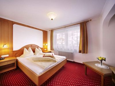 """Photo for Double Room """"Bergkristall"""" - Tauernblick, Emerald Hotel"""
