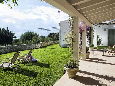 Photo for Villa with garden and wonderful view, a quiet location, 5km from the sea!