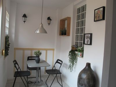 Photo for B: COZY APT. NEXT TO BEACH AND 14 MIN. TO CATALONIA SQUARE