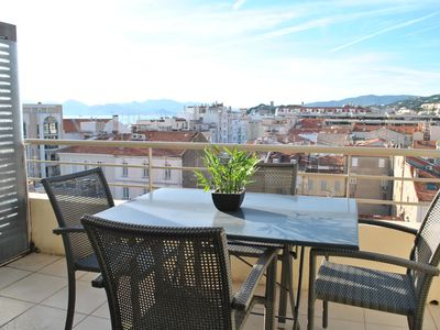 Photo for Apartment Vacation Rental in Cannes