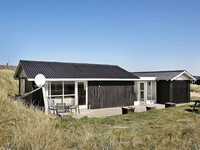 Photo for Tranquil Holiday Home in Løkken Jutland with Terrace
