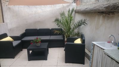 Photo for Village house with terrace, close to all amenities and tourist sites