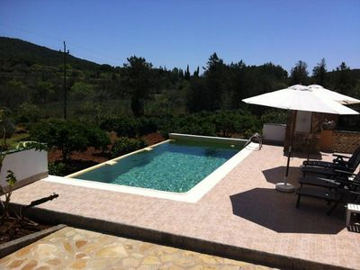 Photo for 2 bedroom Villa, sleeps 4 in Sant Miquel de Balansat with Pool, Air Con and WiFi