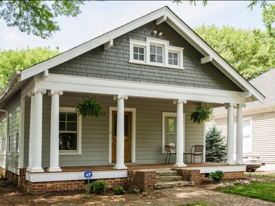 Photo for Historic Bungalow in Walkable Southend