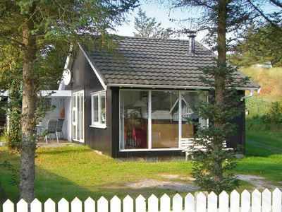 Photo for Charming Holiday Home in Blokhus Jutland near Beach