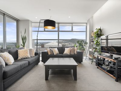 Photo for Stay in the City - Wellington View - 13th floor, 2 bed, 2 bathroom