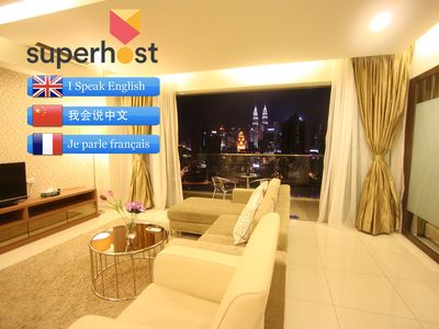 Photo for Breathtaking View Apartment Kuala Lumpur