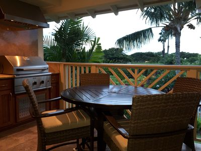 Photo for Spacious 2 bedroom Condo with large loft over Pool and Abay with amazing sunsets