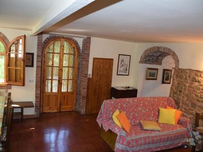 Photo for Holiday apartment Certaldo for 4 persons with 2 bedrooms - Holiday apartment