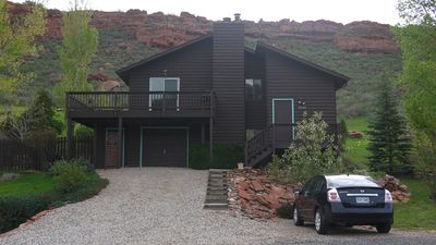 Photo for Horsetooth Stoop - House By The Reservoir