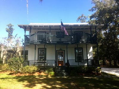 Photo for Perfect House Perfect Location, Bayou Escape 25 minutes From New Orleans