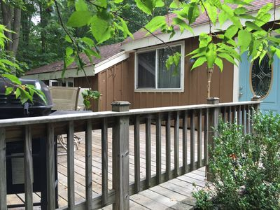 Photo for Cottage On C5 Trail Adjacent To Autumn Lake Near Salmon River, #4