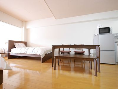 Photo for 32 Spacious Homely Apt. Shinjuku-Shibuya 5PAX