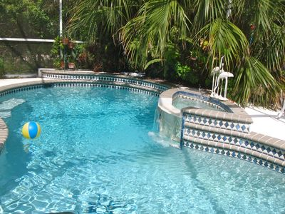Photo for Beautiful Pool Home in Private Setting