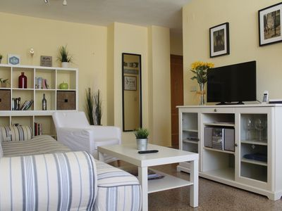 Photo for FANTASTIC APARTMENT ON THE BEACH TO REST ....