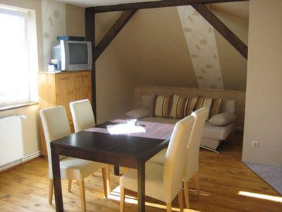 Photo for 1BR Apartment Vacation Rental in Meiersberg