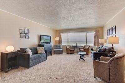 309 is a Family Suite that can sleep up to eight vacationers.