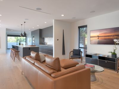 Photo for Big, Modern & Sleek -- Upscale 4 Bedroom in Venice Beach