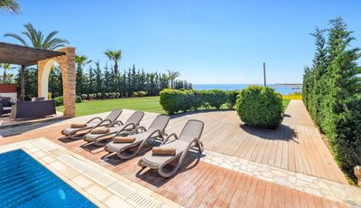 Photo for Villa Briony, luxury seafront