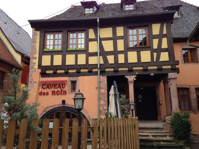 Photo for Cottage Vacation Rental in Riquewihr, Grand Est