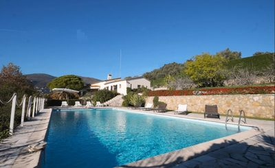 Photo for 6 bedroom accommodation in Grasse