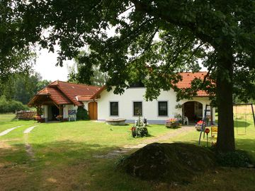 Bright apartment in the countryside for 2 people in the beautiful Waldviertel