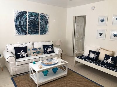 Photo for Gorgeous Beachy Chic Condo in Key Biscayne, FL