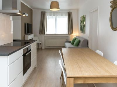 Photo for Cupido 21 apartment in European Quarter with WiFi & lift.