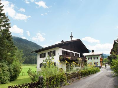Photo for Lovely holiday home at the edge of Saalfelden, near the ski resort