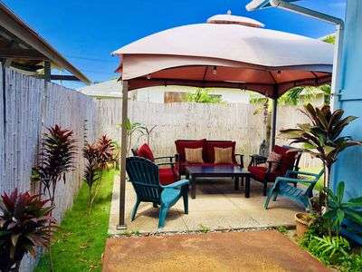 Photo for 2 Bedroom Cottage in Beautiful Kailua Town