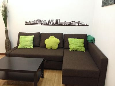 Photo for Nice apartment for 4 in Salamanca district. WIFI