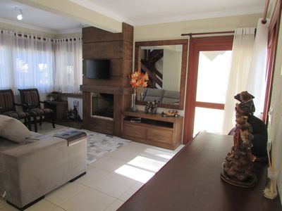 Photo for Triplex House 4 Bedrooms in Condominium with infrastructure, near the Center !!!