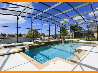 Photo for Formosa Gardens 7 - villa with private pool & game room near Disney