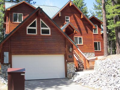 Photo for Gorgeous Custom Tahoe Cabin
