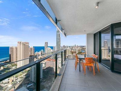 Photo for CIRCLE-Apt Stay PRIVATE - 2BED-2BTH+SDY-LVL30-OCEANV