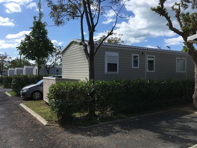 Photo for Mobile home 40m2 8persons