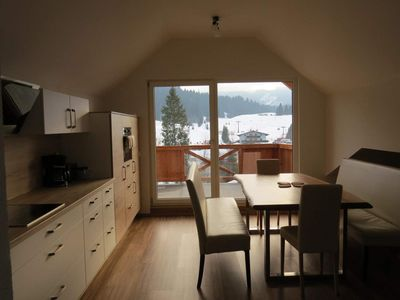 Photo for 1BR Apartment Vacation Rental in Rußbach - Dachstein West