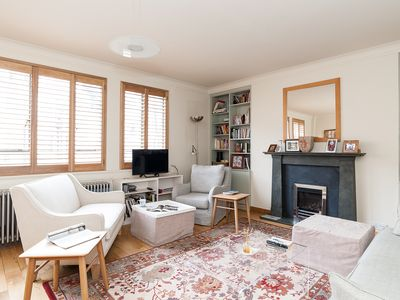 Photo for Trendy 2BR Flat in Notting Hill