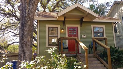 Photo for Most charming tiny house - historic LOCATION-GREAT MONTHLY OR LONGER TERM RENTAL