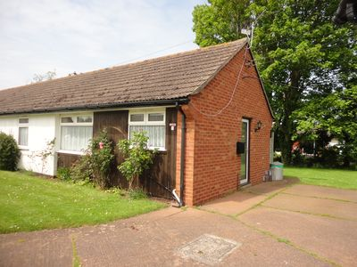 Photo for Comfortable Semi-detached Bungalow In Peaceful Location. Pets Welcome