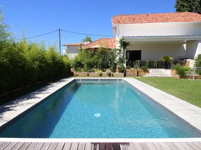 Photo for Authentic villa in the heart of downtown - swimming pool - sleeps 17