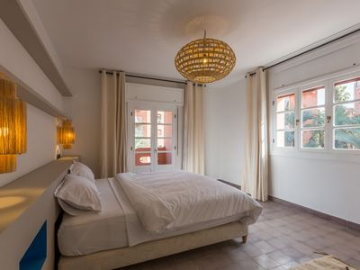 Photo for 3 bedroom apartment on the Majorelle garden and the Yves Saint Laurent museum