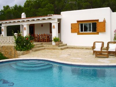 Photo for 3BR House Vacation Rental in St Josep de sa Talaia