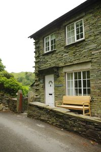 Photo for A traditional Miner's Cottage with lovely views in the popular Langdale valley